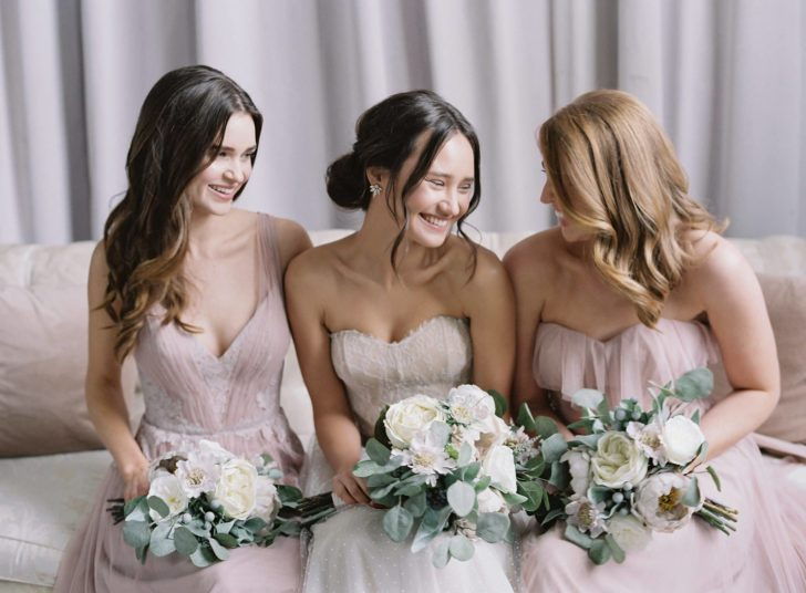 Save Money on Your Wedding Flowers with Something Borrowed Blooms - Silk Wedding Flowers for Rent