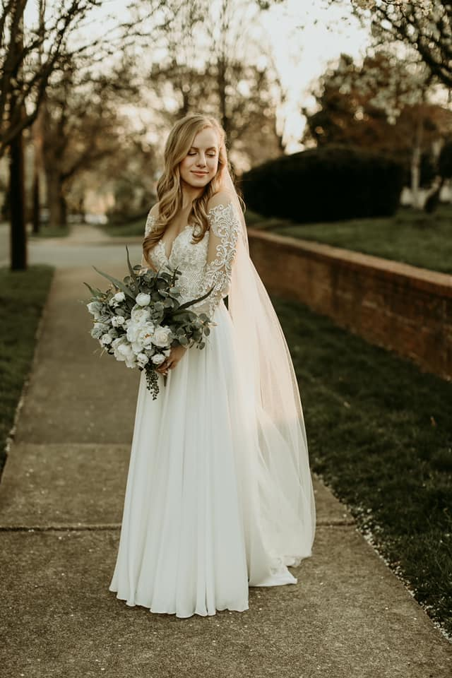 Fall Wedding Inspiration from Something Borrowed Blooms