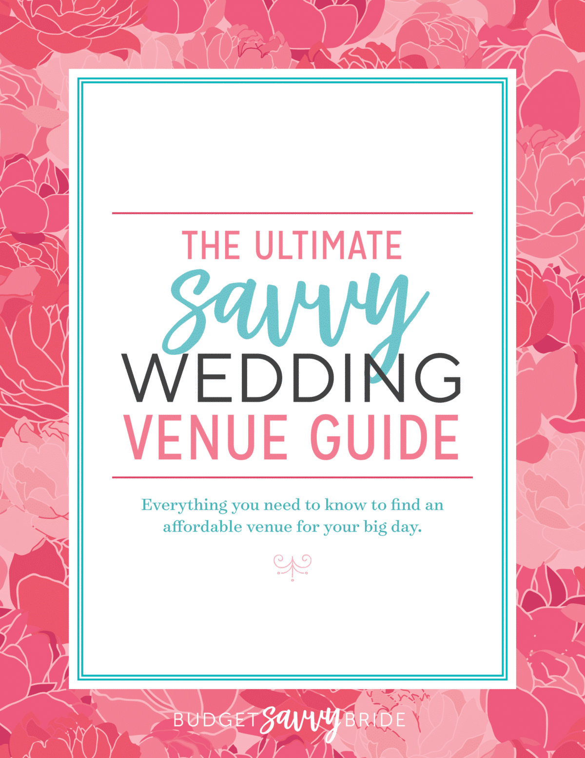 The Ultimate Savvy Wedding Venue Guide - Checklist of Questions to ask your wedding venue