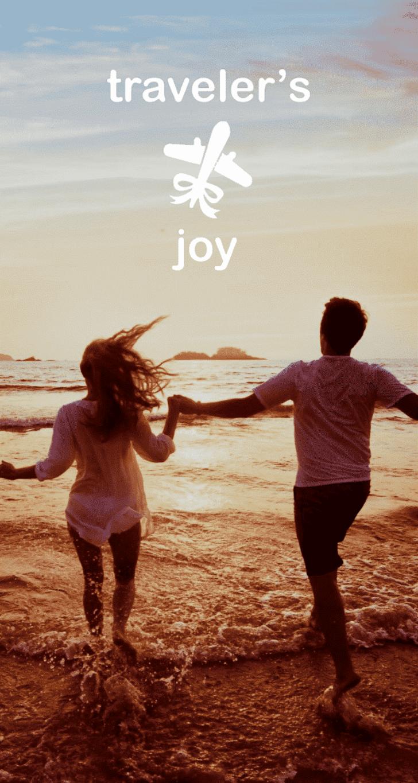 choosing a honeymoon registry - travelers joy
