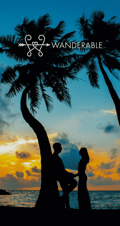 choosing a honeymoon registry - wanderable