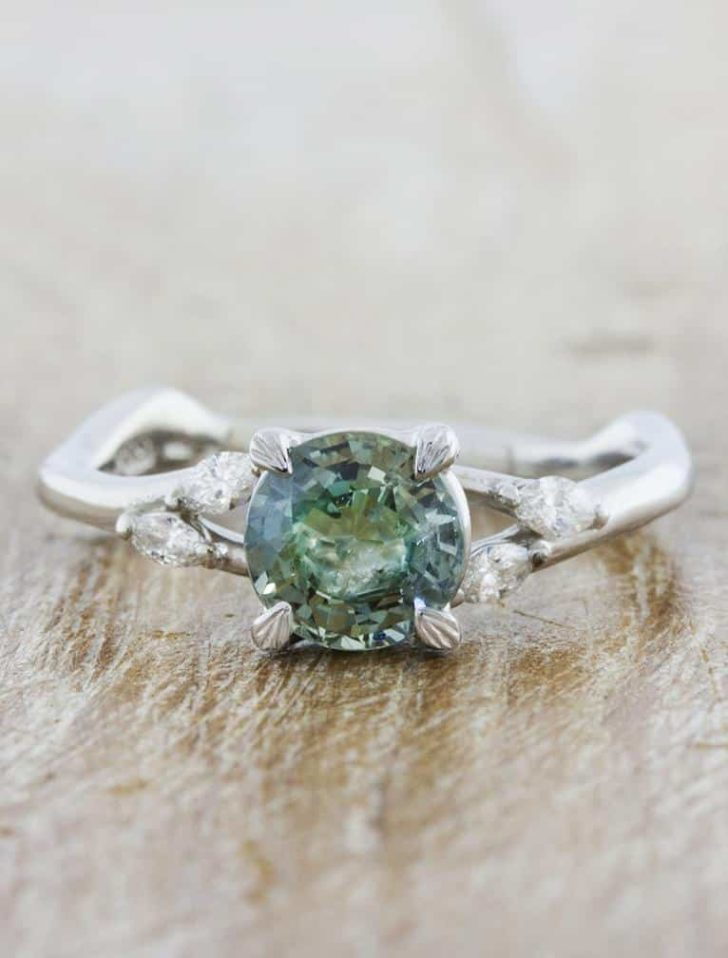 unique ways to customize a wedding ring