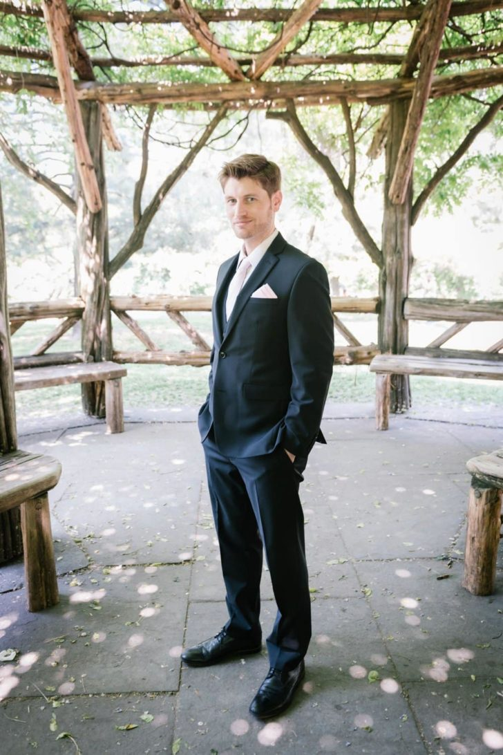 Spring Wedding in NYC