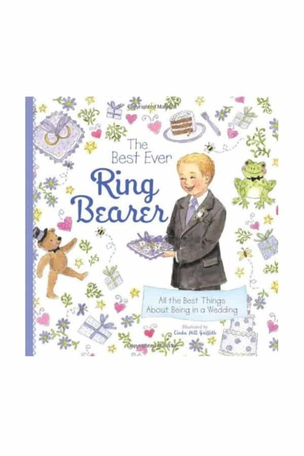 The Best Ever Ring Bearer Book By Linda Griffith