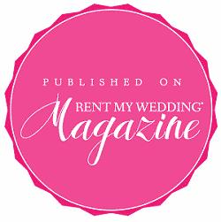 rent my wedding magazine