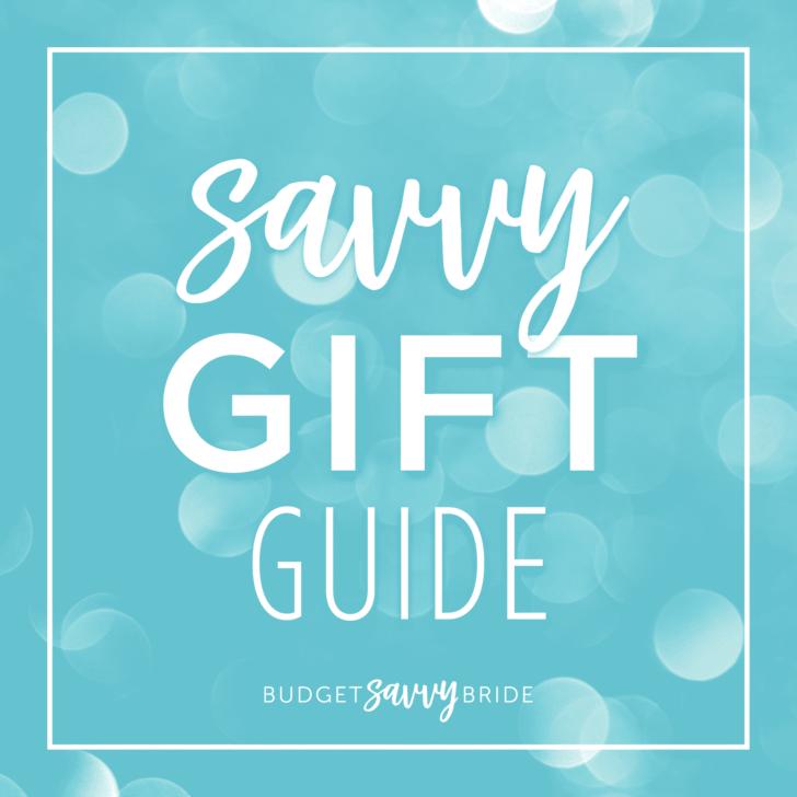 savvy gift guide