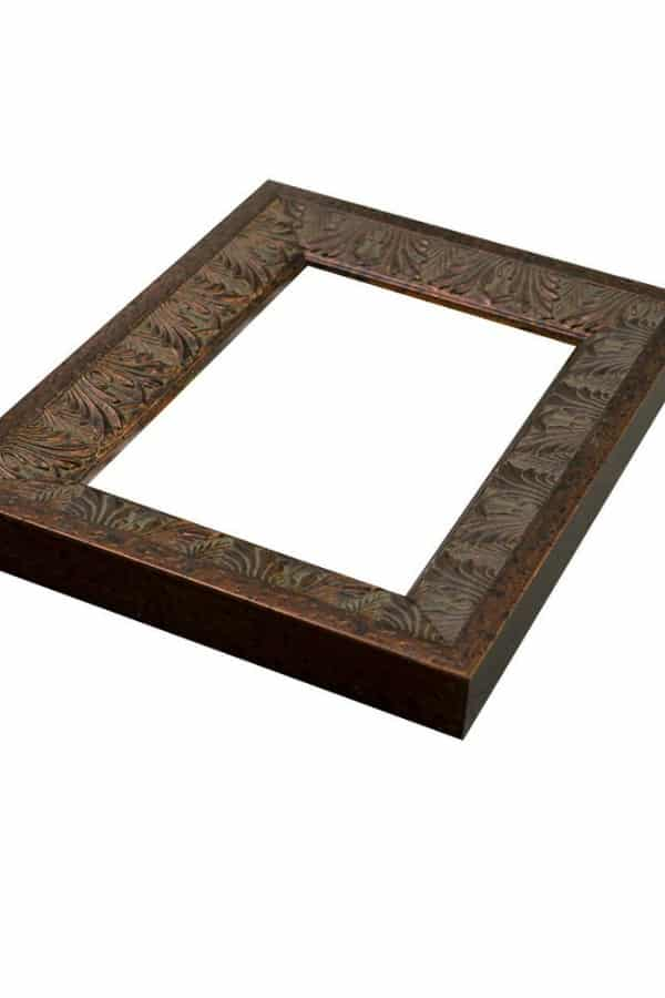 Antique Bronze Handmade Picture Frame. - 8th Wedding Anniversary Gift Ideas | Gifts for 8th Anniversary