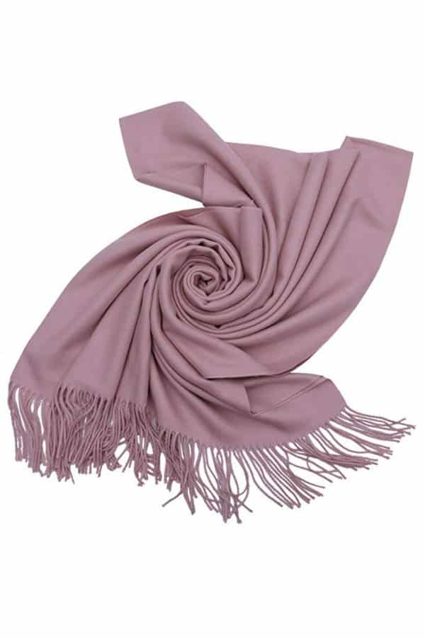 Soft Pashmina Wrap | affordable luggage and travel finds for your honeymoon