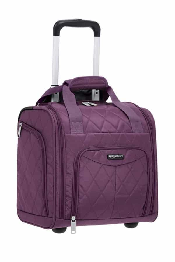 Underseat Luggage | affordable luggage and travel finds for your honeymoon