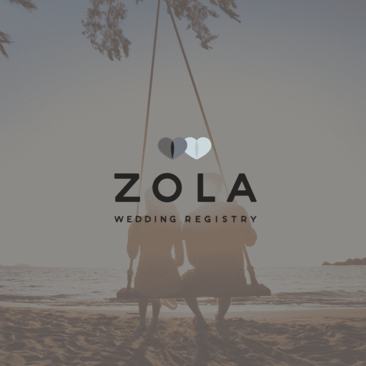 honeymoon registries - zola