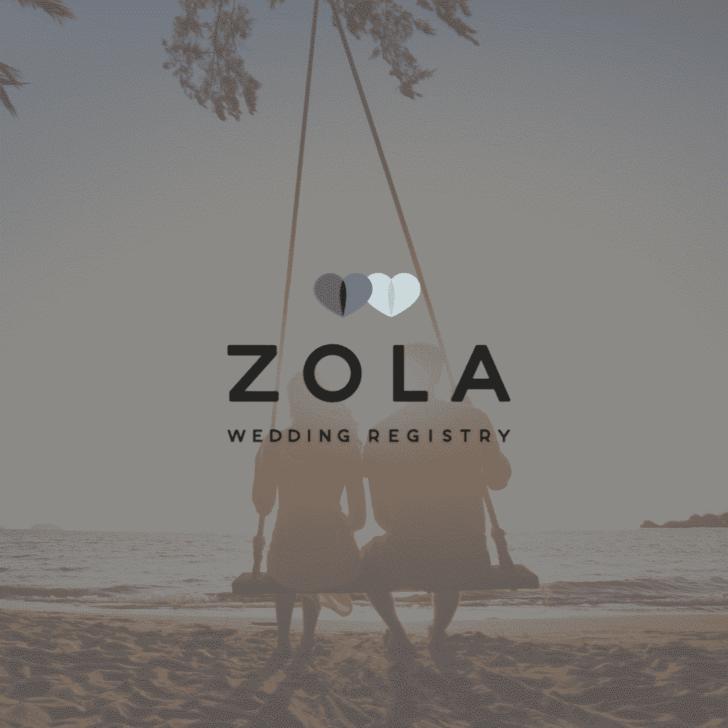 honeymoon registries - zola