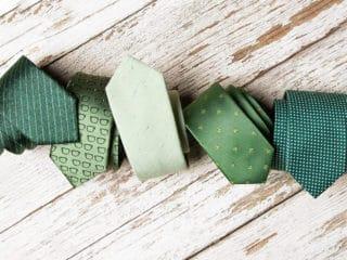 ties green