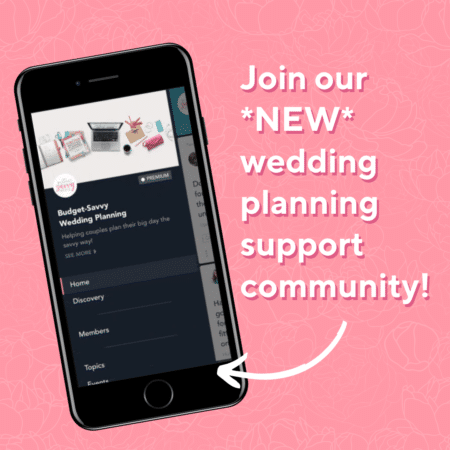 Wedding Planning Support Community