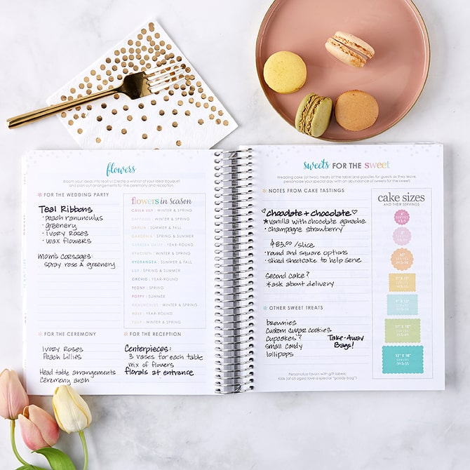 erincondren wedding planner