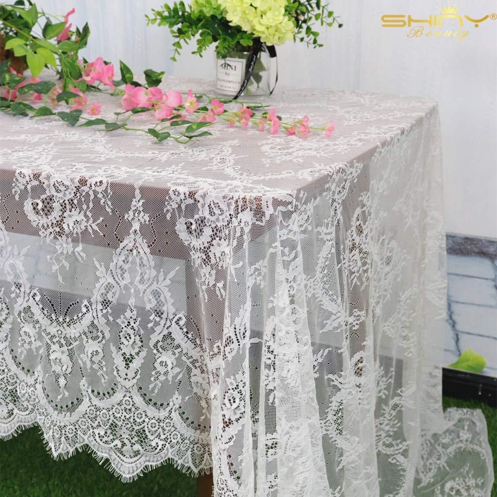 black tablecloth