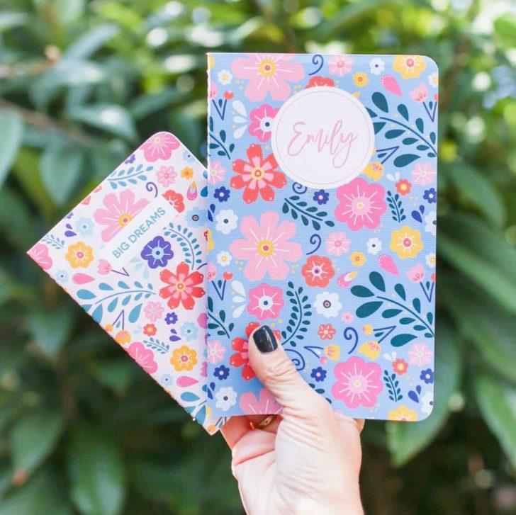 maydesigns custom notebooks