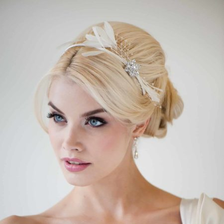 powederbluebijoux bridal hairpieces from etsy