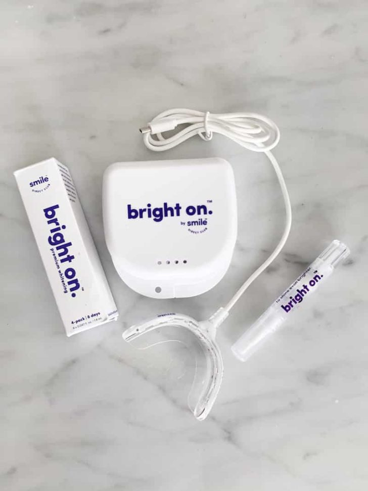 smile direct club whitening kit
