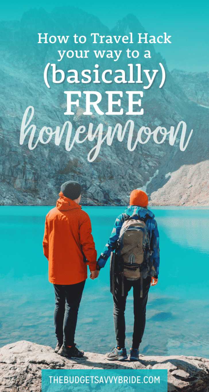 How to take a honeymoon for basically free