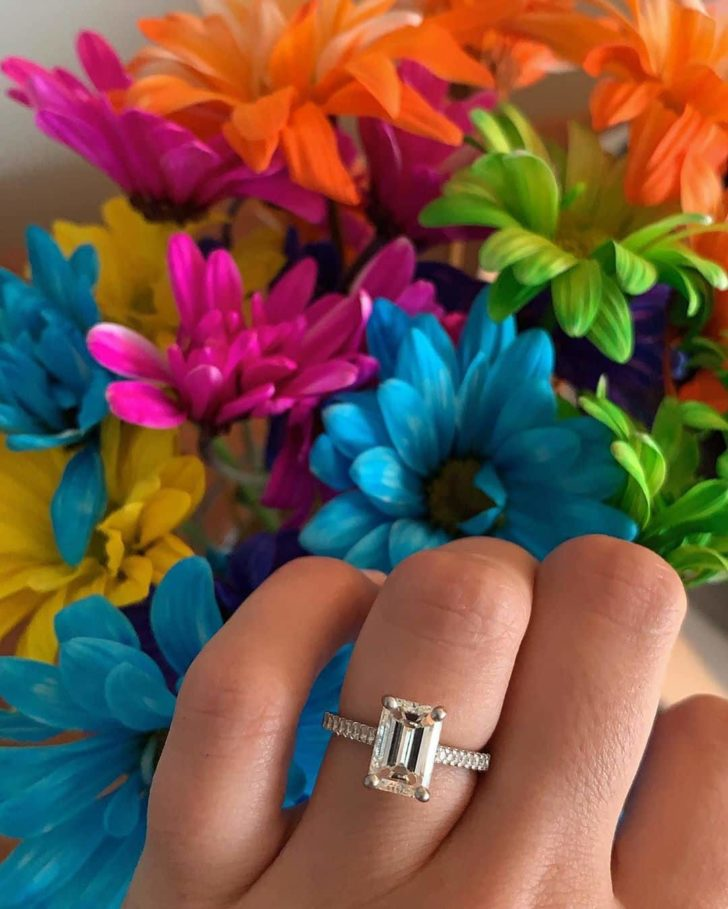 james allen custom engagement ring