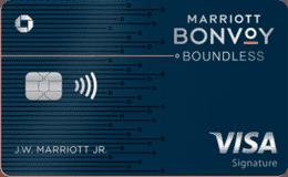 Marriot Bonvoy Boundless Visa Signature Credit Card