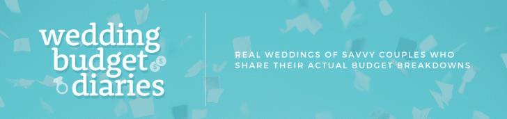 wedding budget diaries