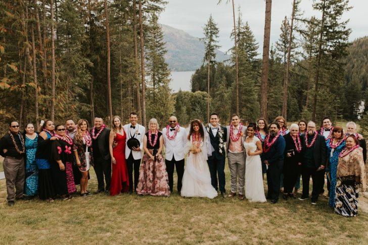 Fair Trade Backyard Wedding in Idaho