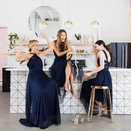 Birdy Grey - Stylish Bridesmaids Dresses under $100