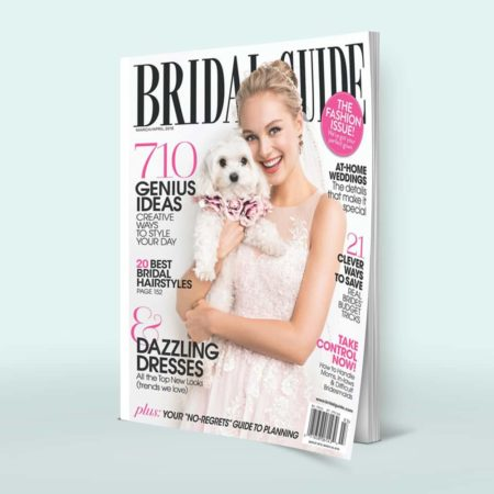 Bridal Guide Magazine 1-Year Subscription
