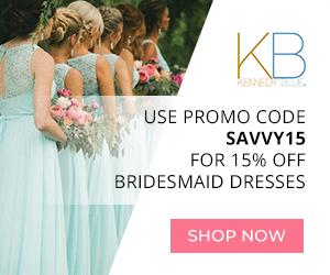 kennedy blue bridesmaids