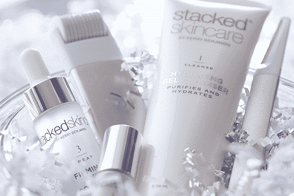 stacked skincare - bridal skincare tips