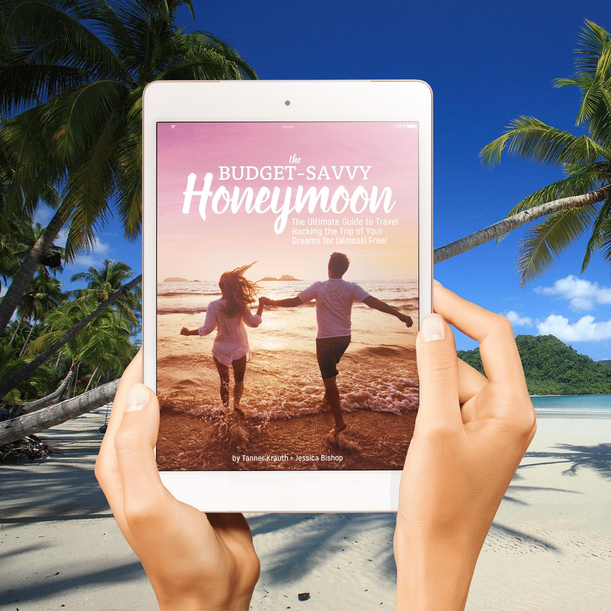 The Budget-Savvy Honeymoon E-book