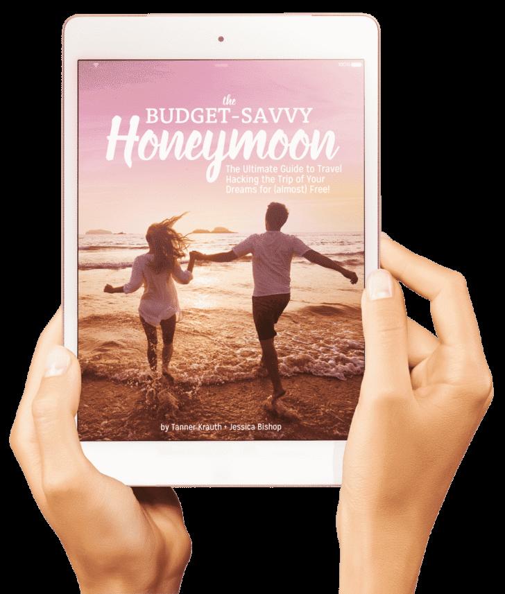 The Budget-Savvy Honeymoon Ebook