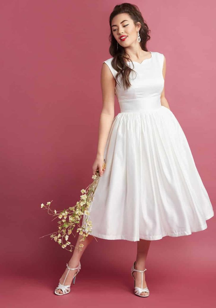 Fabulous Fit and Flare Dress By ModCloth
