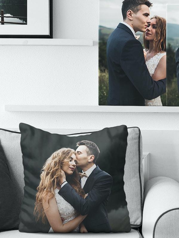 canvas discount - print your wedding photos