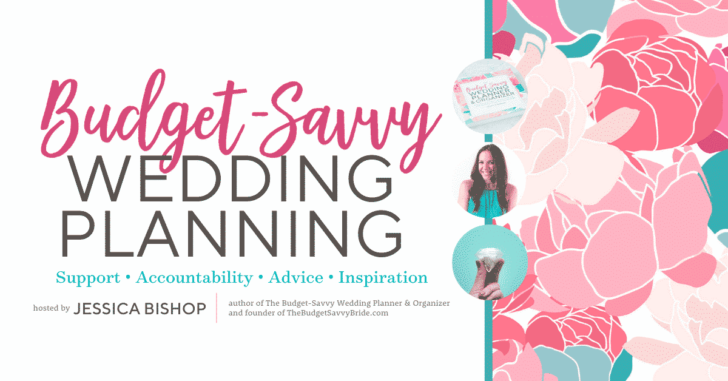 Budget Savvy Wedding Planning Facebook Group