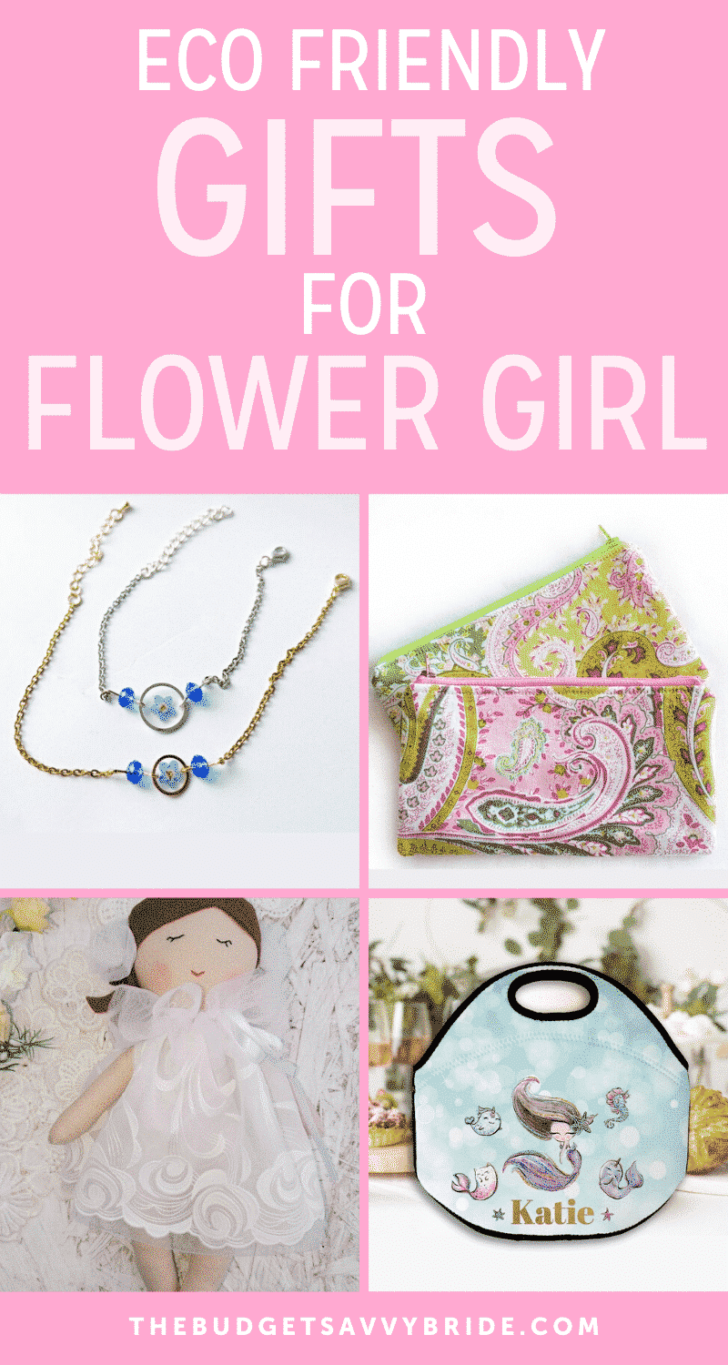 Eco Friendly Gifts For Flower Girls