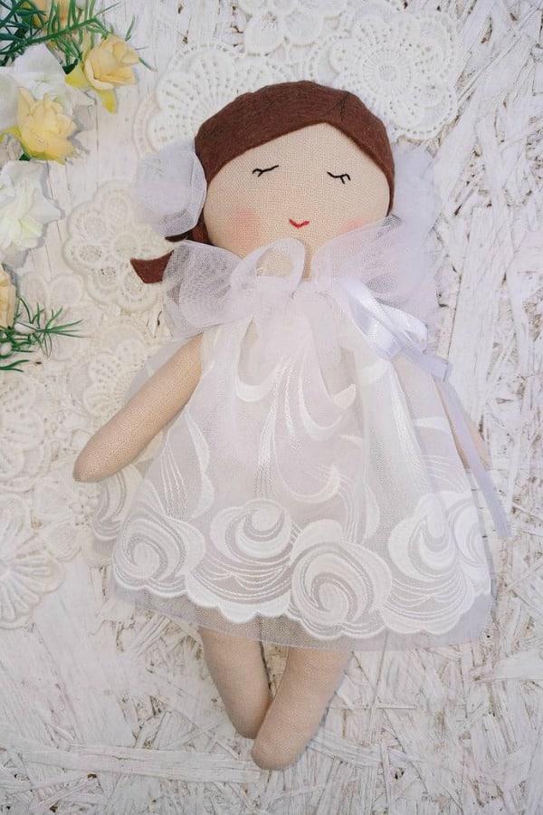 Flower Girl Doll Gift