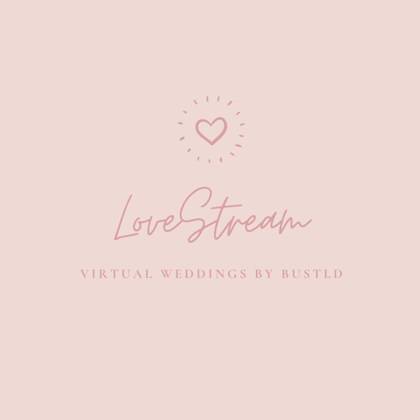 lovestream virtual weddings