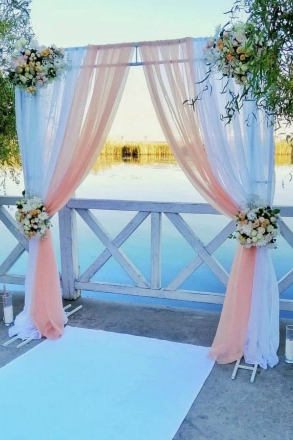 Rectangle Wedding Arch