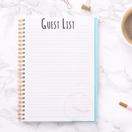 guest list dilemmas