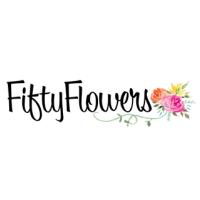 FIftyFlowers logo