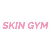 SKIN GYM logo