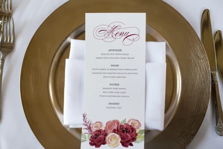 Rose Gold DIY Wedding Centerpieces