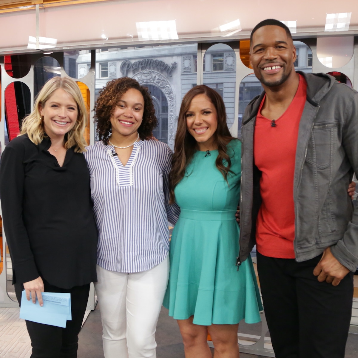 Sara Haines, Jessica Bishop, Michael Strahan - Save Money on a Wedding from Good Morning America