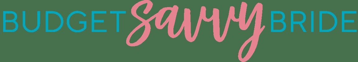 The Budget Savvy Bride Logo