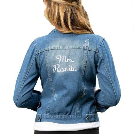 Personalized Jean Jacket