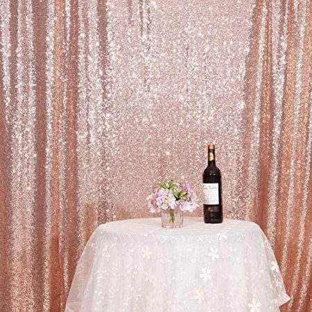 Sequin Wedding Backdrop