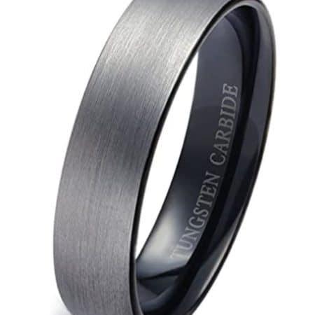 Tungary Carbide Wedding Ring