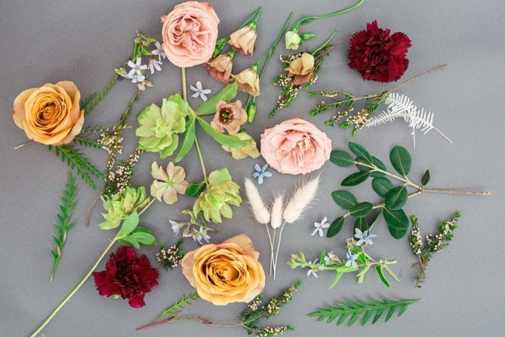 DIY Wedding Bouquet Tutorial from Alison Fleck of Bloom Culture Flowers